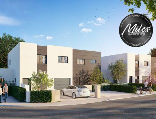 Lancement Commercial «Villas Miles DAVIS»